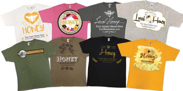 Customizable Marketing T-shirts