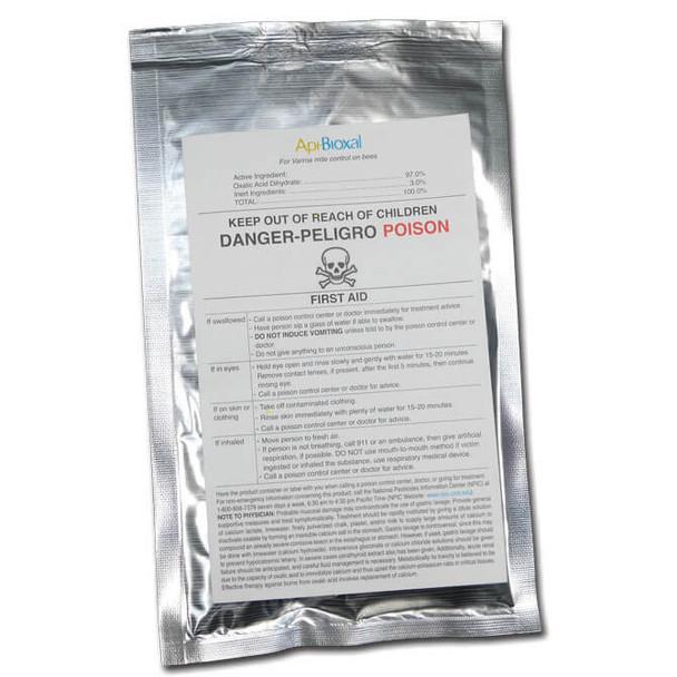 35G Api-Bioxal Oxalic Acid