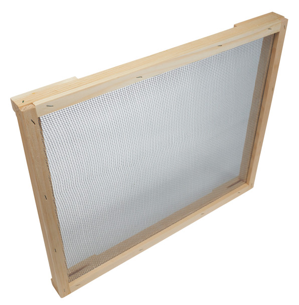 Wood screened inner cover