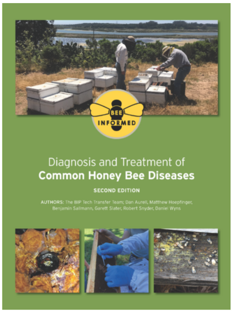 Diagnosis and Treatment of Common Honey Bee Diseases