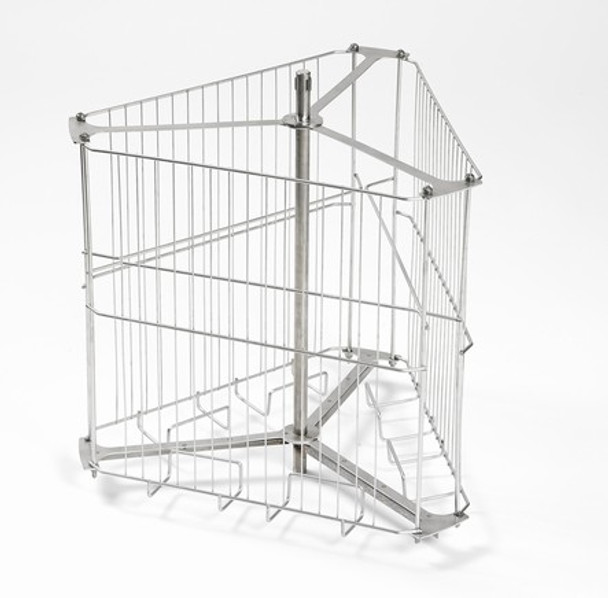 Tangential basket for 3 LAYENS frames