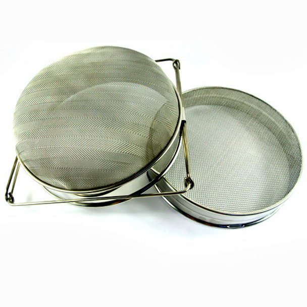 Stainless Double Sieve [833]