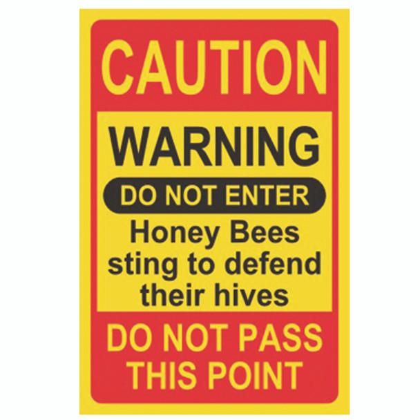 Caution Sign [CSN]