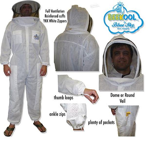 BEEKool Ventilated Full Suit [BKFS]