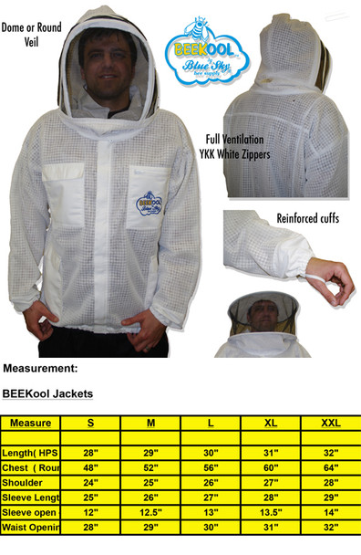 BEEKool Ventilated Jacket [BKFJ]