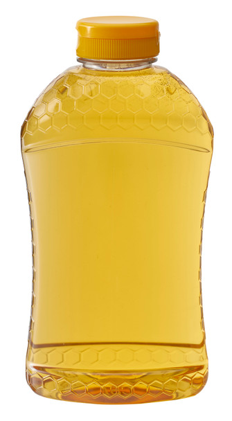 32 oz. hex-embossed hourglass
