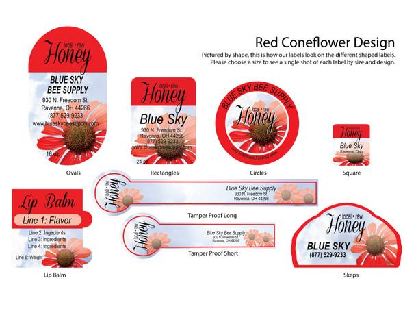 Red Coneflower