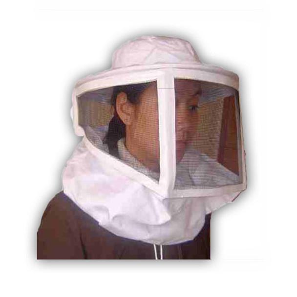 Folding Veil w/Fabric Hat [HWV]