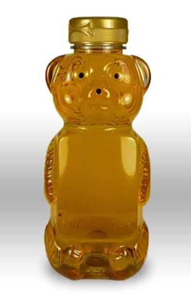 24 oz. wt. Plastic Panel Bear (case of 195/no caps) [PBR-24]