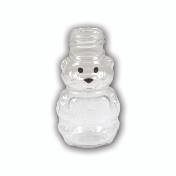 2 oz. Plastic Bears (case of 160 or 800 / Bears ONLY) [PBR-2]