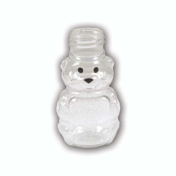 2 oz. plastic honey bear