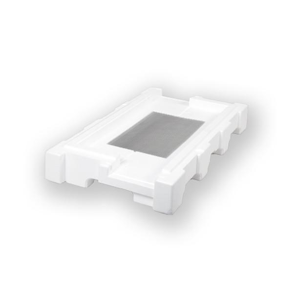 Polystyrene 6 Frame Nuc Screened Bottom Board [PNB]