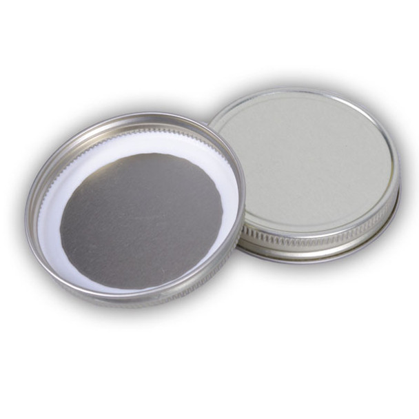 63mm Gold Metal Lids