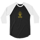 Beek Baseball T-Shirt (yellow design)