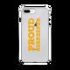 iPhone Case - Proud Beekeeper (gold)