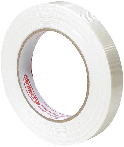 Cantech - 179-00 - 18mm x 55m - Filament Tape 18mm x 55m - 48 Rolls / Case