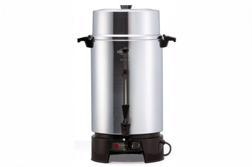 Westbend - 33600 - 100 Cup Aluminum Coffee Urn - Commercial 1/Each