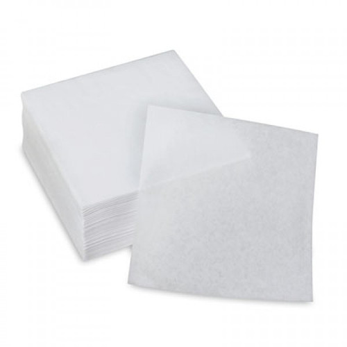 "Amber - 5.25""X5.25"" - Wax Paper, White 1000/Pack"