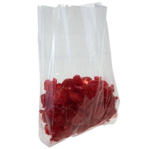 Amber - 3 lbs - Poly Bags Gusseted 500/Pack