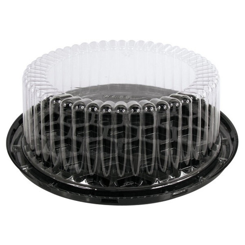 """D&W - G33 - 10"""" 1-2 Layers Cake Dome Combo 100/Case"""