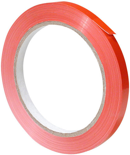 Cantech - 222-02 - 9Mm X 66M - Red Bundling Tape - Each