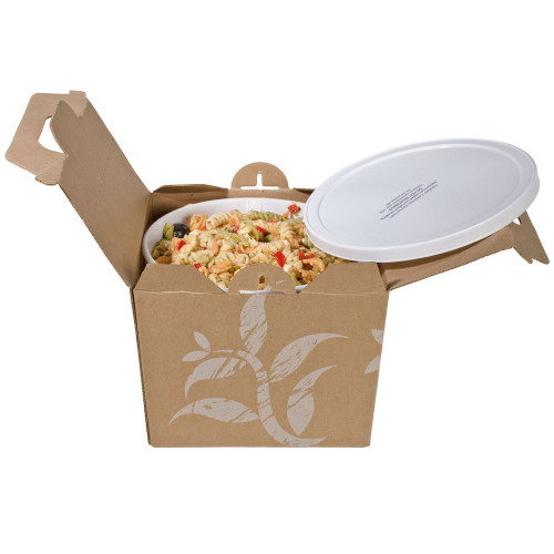 LBP - 9690 - 1 Gallon Soup-N-Serve Take Out Container - 15/case