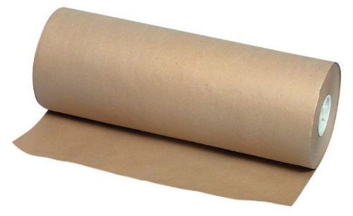 "Amber - 24""X DIA 7"" - Butcher Paper Roll 1 ROLL/Each"