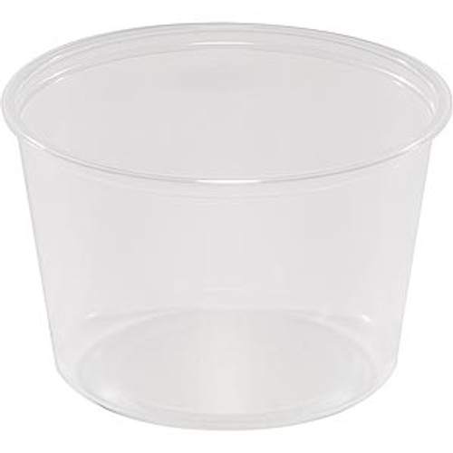 Placon - RD 16C - Homefresh 16 Oz Deli Container
