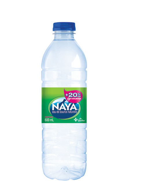 Naya Spring Water 24x600ml