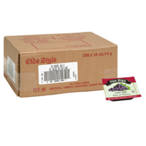 Lynch Foods - Old Style Grape Jelly Portion 10ml x 200