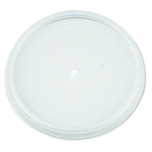 Dart - 32JL - Plastic Lid For Soup Container 500/Case