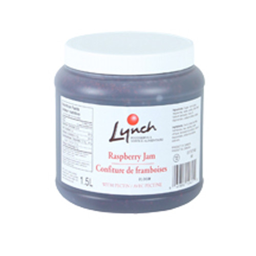 Lynch Foods - Bulk Raspberry Jam 1.5L