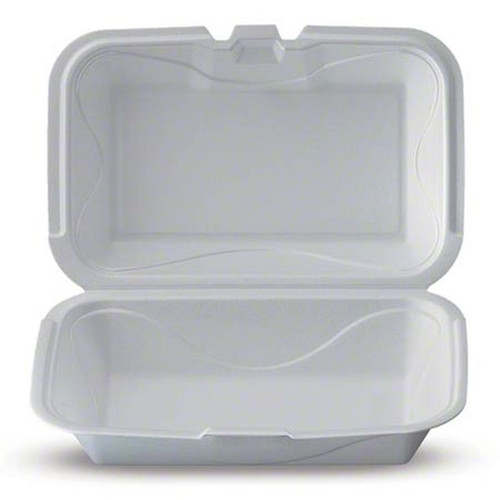 Darnel - A101 - Hinged Foam Container 200/Case