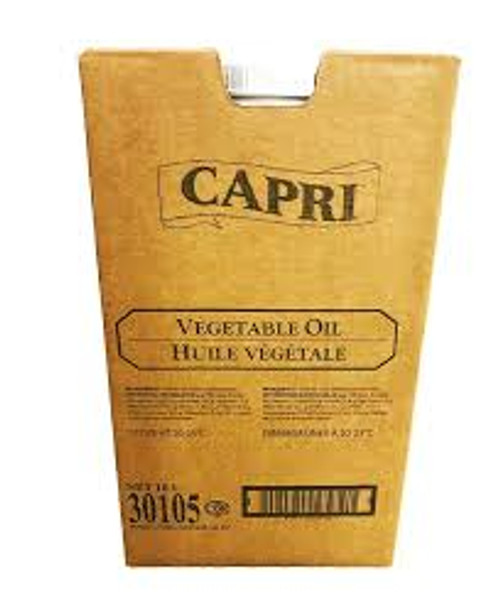 Capri  Vegetable Oil 16L JIB