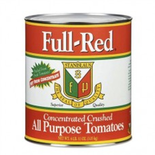 Stanislaus - Full Red Crushed Tomato 6x100oz