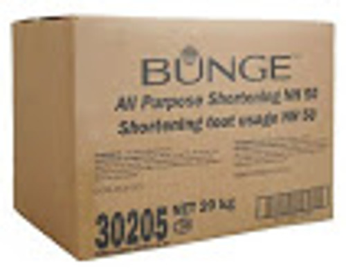 Bunge All Purpose Vegetable Shortening 20kg