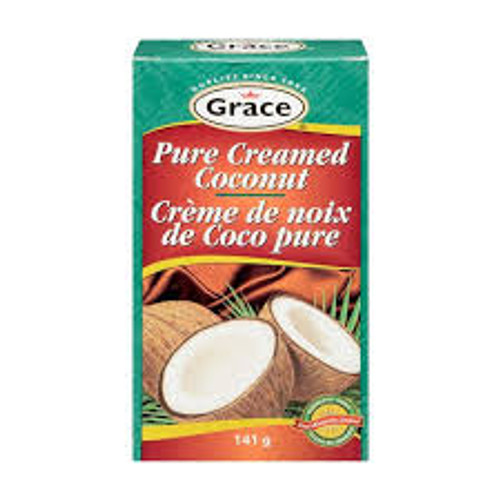 Grace Creamed Coconut 141g