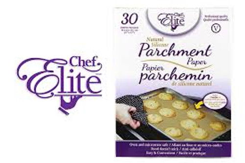 Chef Elite - 16.4X24.4 Silicon Parchment Paper