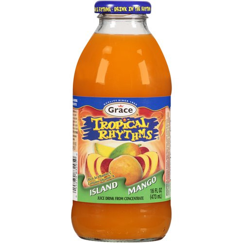 Tropical Rhythms Island Mango