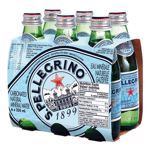 San Pellegrino Carbonated Natural Water