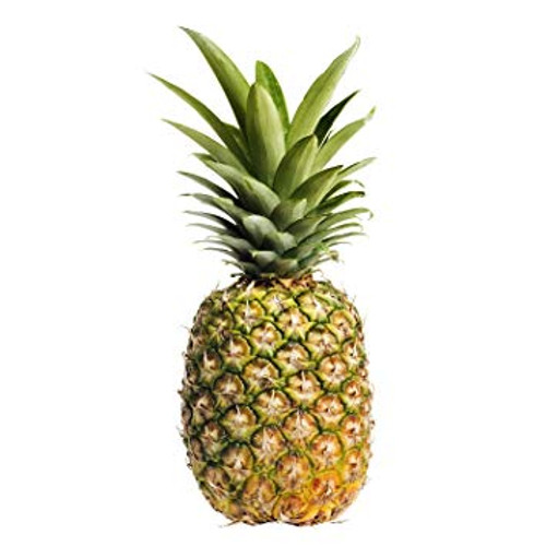 Fresh Pineapple with Crown, Size 7