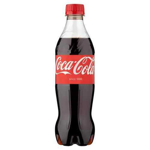Coke Bottles - 24 x 500ml