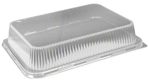 HFA 367DL-100 - Plastic Dome Lid For 367 Container - 100/Case