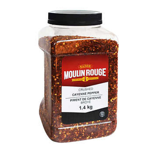 Nador Moulin Rouge Crushed Cayenne Pepper (Crushed Chili) 1.4Kg
