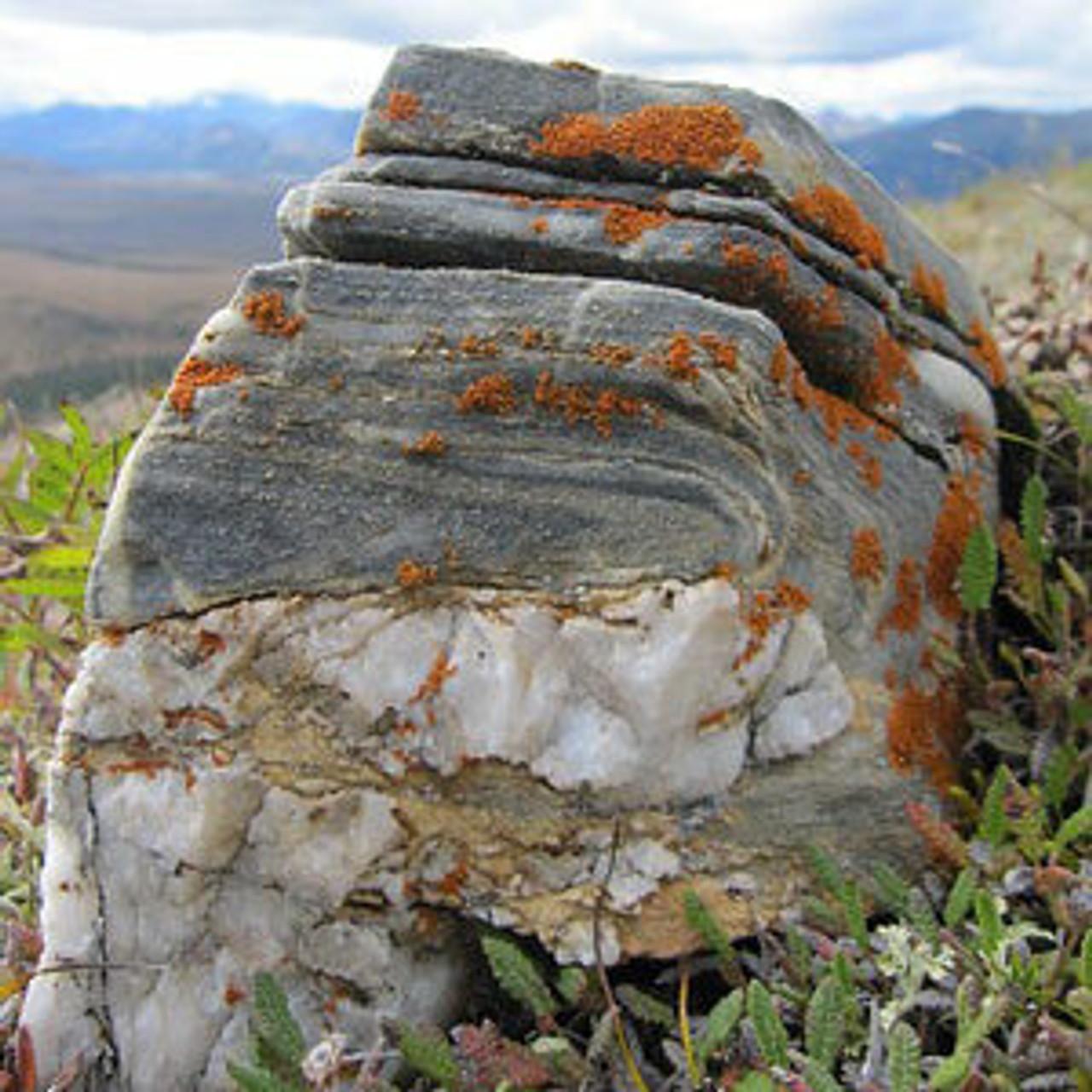 Geology of Denali