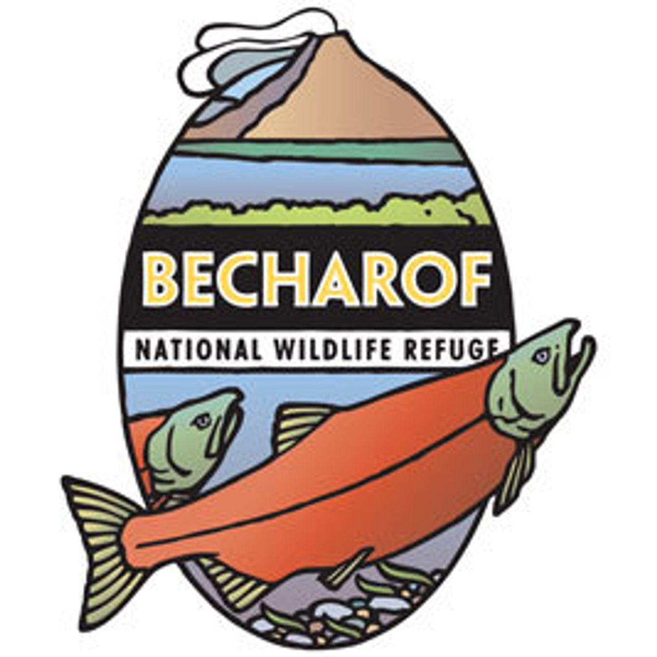 Becharof National Wildlife Refuge