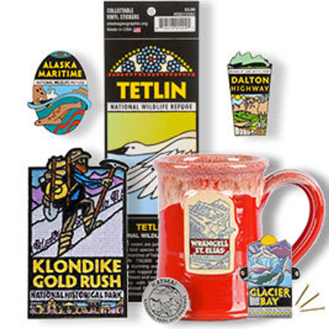 Discover Alaska Collector Series