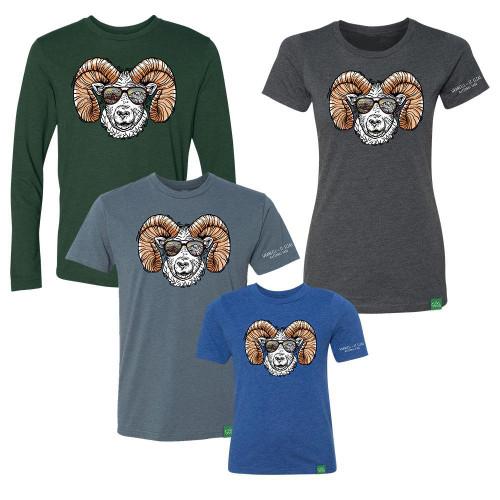 T-Shirt - Wrangell St. Elias - Dall Sheep