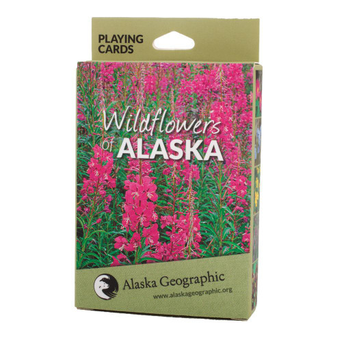 Playing Cards - Wildflowers of Alaska