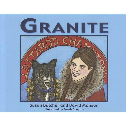 Granite by Susan Butcher and David Monson